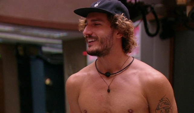 Alan em participação no BBB19 (Foto: Reprodução/Globo)