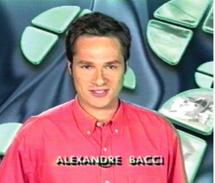 Alexandre Bacci foi apontado como namorado de Xuxa Meneghel (Foto: Divulgação/Globo)