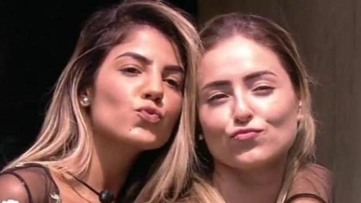 Hariany e Paula no BBB19 (foto: Divulgação