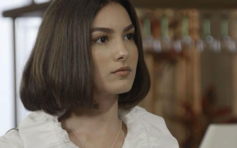 Larissa em Verão 90 (Foto: Divulgação)