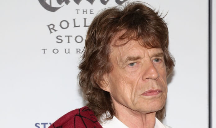 Cantor Mick Jagger (Foto: Reprodução)