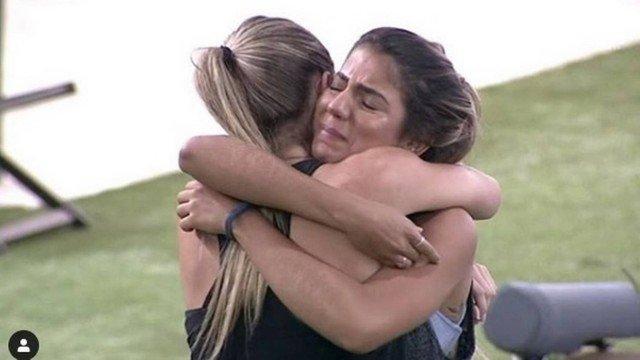Hariany e Paula do BBB19 (Foto: Divulgação)