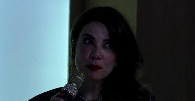 Luciana Gimenez apresenta o SuperPop (Foto: Reprodução)