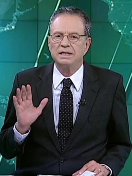 Hermano Henning processa emissora de Silvio Santos (Foto: Reprodução/ SBT)