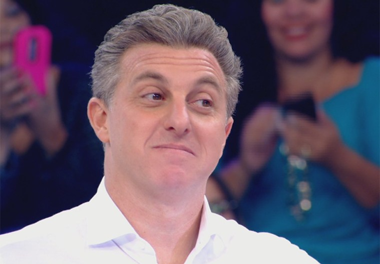 Apresentador Luciano Huck vai ter concorrência direta com Patricia Abravanel, do SBT (Foto: Reprodução/ Globo)