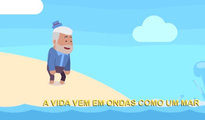 Além de Ivete Sangalo, Lulu Santos já participou do Mundo Bita (Foto: Reprodução)
