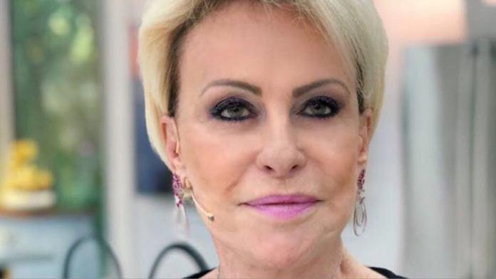 A apresentadora do Mais Você da Globo, Ana Maria Braga (Foto: Instagram)