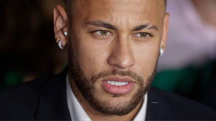 O jogador do PSG, Neymar SBT (Foto: Instagram)