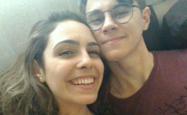 Isabela Tibcherani, namorada de Rafael Miguel (Foto: Reprodução)