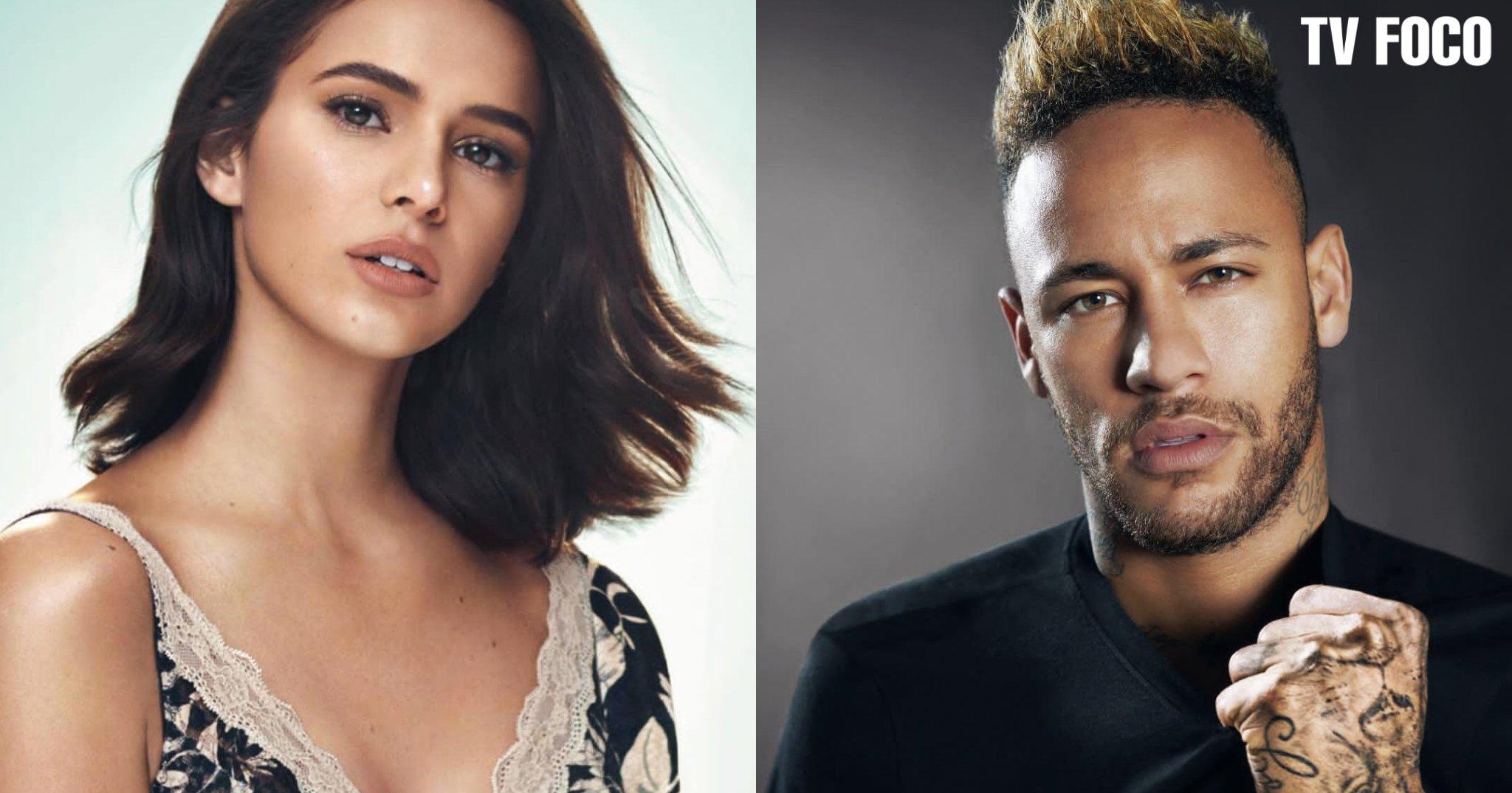 Juntos e shalow now? Neymar e Bruna Marquezine estão separados, mas estão juntos