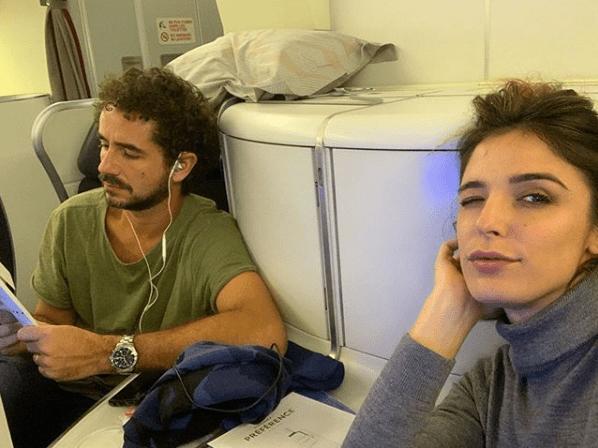 Rafa Brites e Felipe Andreoli (Foto: Reprodução/ Instagram)