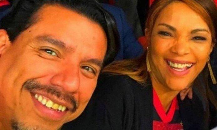 Flordelis e o pastor Anderson do Carmo Souza (Foto: Reprodução/Instagram)