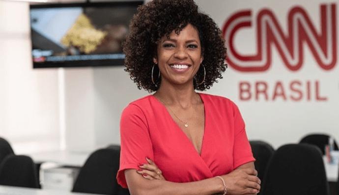 Luciana Barreto, da Globo, foi contratada pela CNN Brasil (Foto: Divulgação/CNN Brasil)