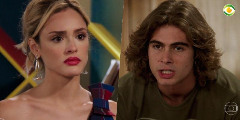 Manu e João são o casal protagonista de Verão 90 da Globo