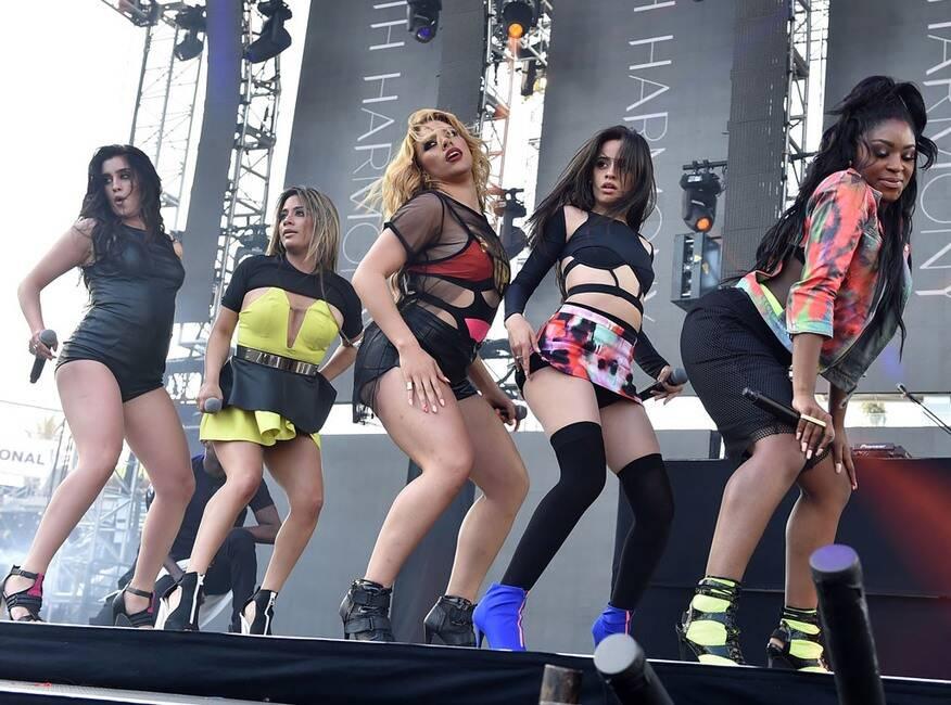 Grupo Fifth Harmony (Foto: Reprodução)