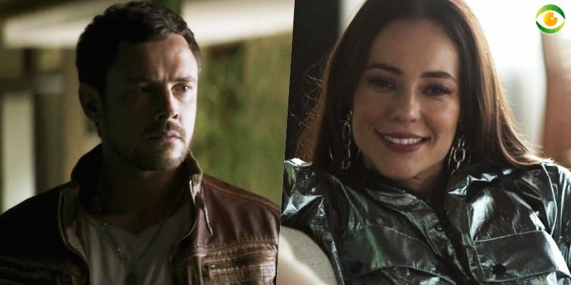 Chiclete (Sergio Guizé) e Vivi (Paolla Oliveira) passarão por altos e baixos em A Dona do Pedaço