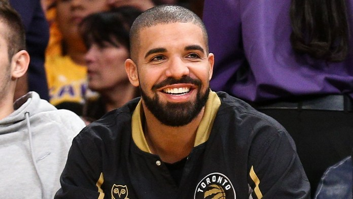 O rapper Drake fez um meme durante o Guidance de seu rival Chris Brown (Foto: Reprodução)