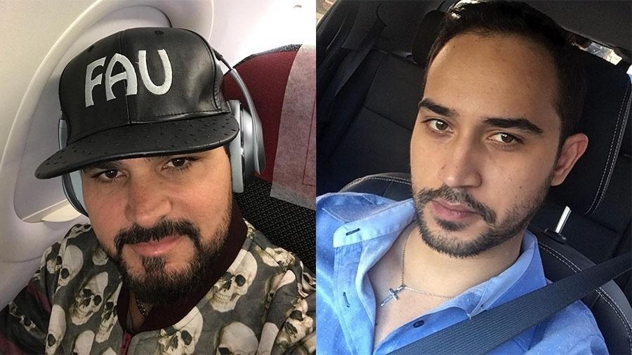 Filho de Luciano Camargo, abandonado pelo próprio pai, surge em foto ao  lado de Wanessa e manda recado – TV Foco