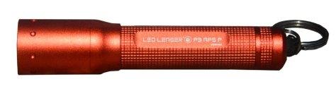 Фонарь LED Lenser P3-АFS-Р, цвет: красный