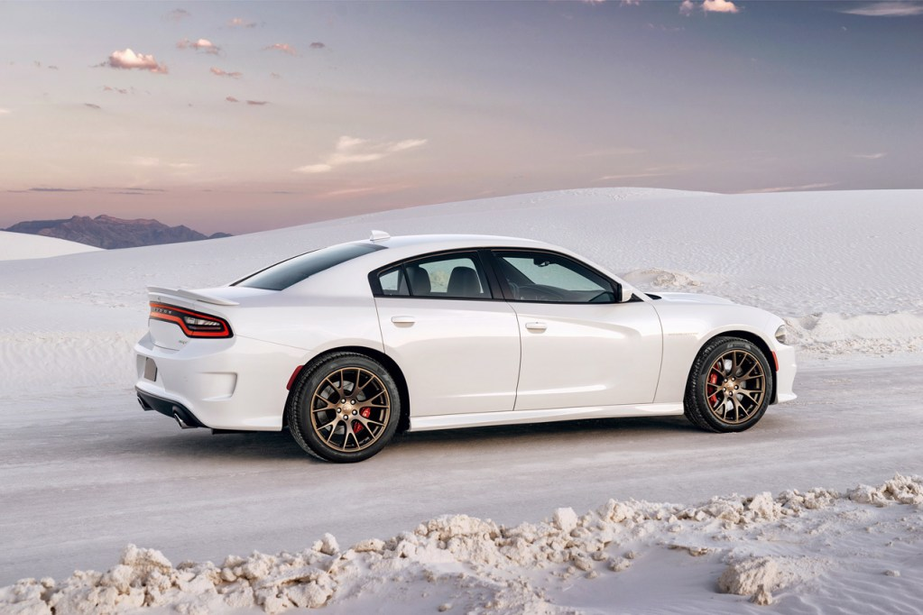 This is the world's fastest production sedan: The 204 MPH ...