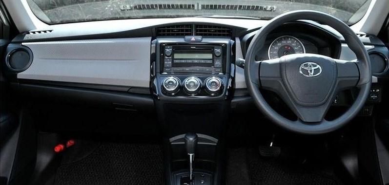 Toyota Corolla Interior