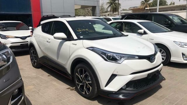 Meet Pakistans First Toyota C HR
