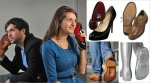 sepatu bisa untuk telepon