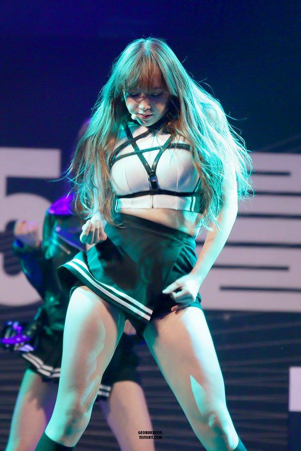 7 Girlband Korea Yang Memiliki Ukuran Dada Terbesar !!!