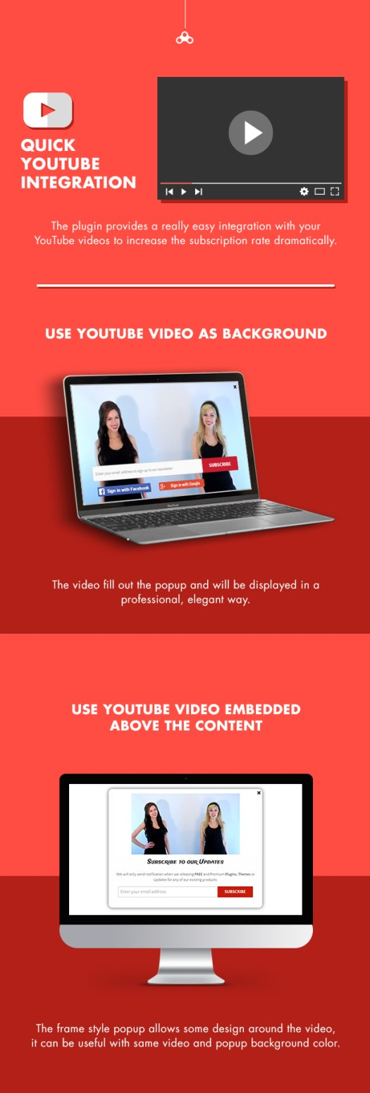 YouTube Video Integration