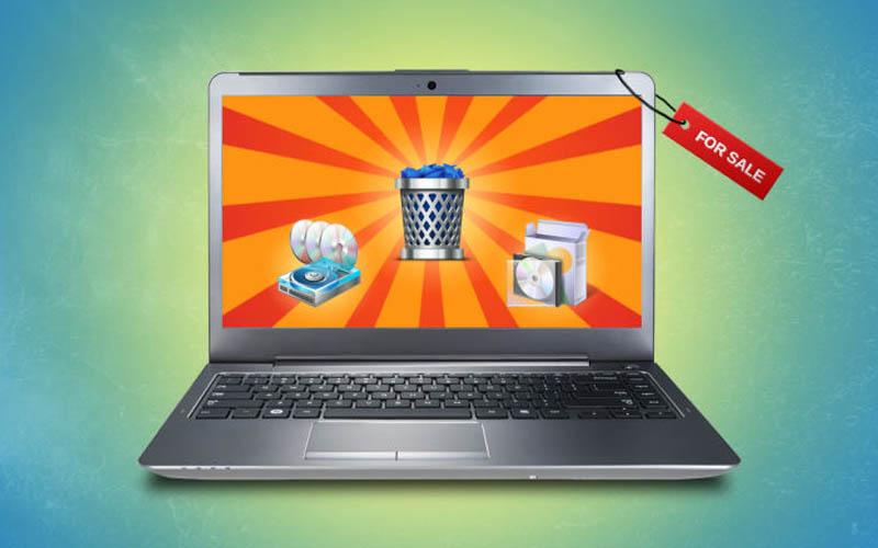comment vider un ordinateur avant de le