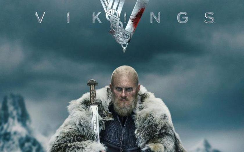 Ragnar lodbrok, un jeune guerrier viking, est avide d'aventures et de. Vikings Saison 6 Date De Diffusion Et Une Premiere Bande Annonce Sanglante