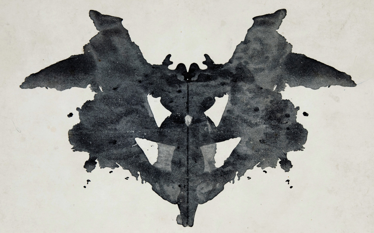 What You See In This Inkblot Could Say A Lot About You