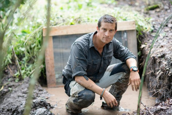 Bear Grylls on Taking 10 Everyday People Out to Face the ...