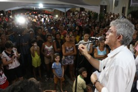 os carrapateira11 270x180 - Ricardo autoriza adutoras que vão levar água para 8 mil moradores de Monte Horebe e Carrapateira