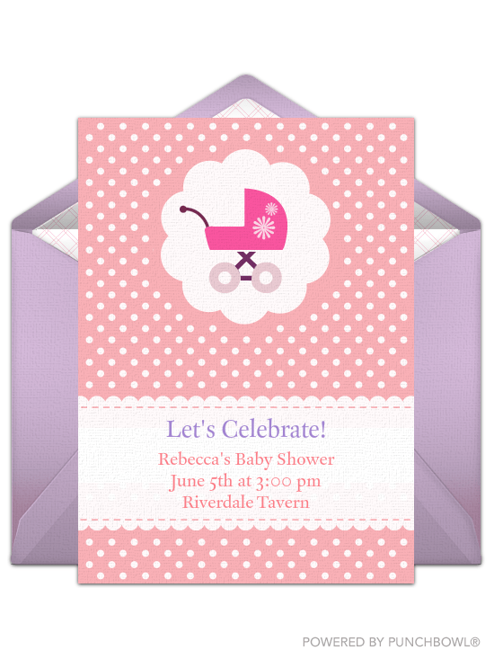 Top 15 Baby Shower Invites That You Can Send Online Paing