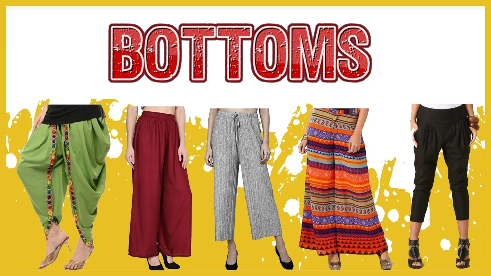 Stylish Bottom Wear