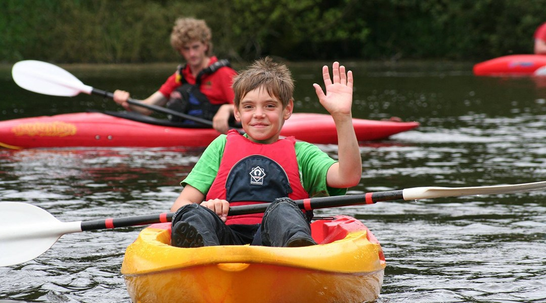 Would You Consider A Watersports Party For Your Kids?