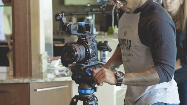 freelance videographer skillset