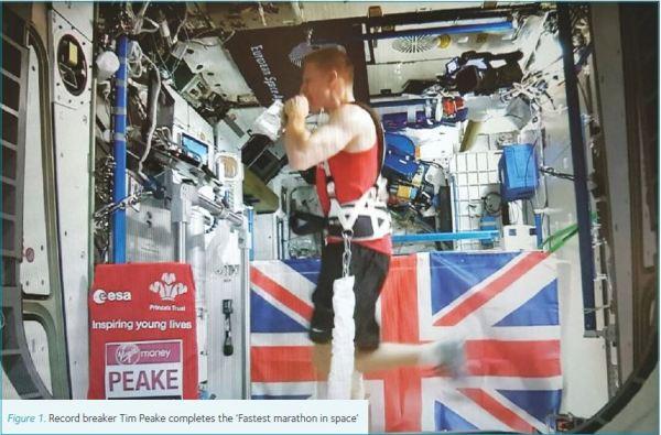 Exercise like an Astronaut - The Physiological Society