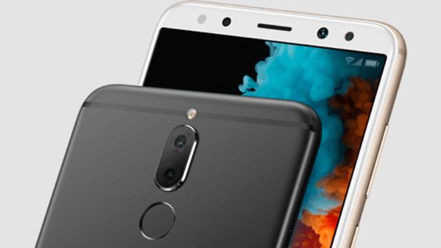 Huawei Mate 10 Lite comercializados por WOM comienzan a