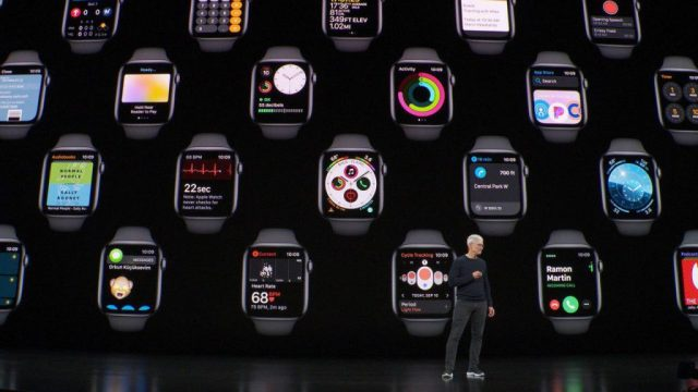 apple watch serie 5(cinco) portada