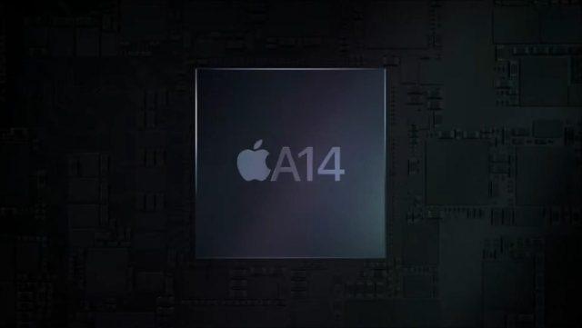 Apple A14 Bionic portada