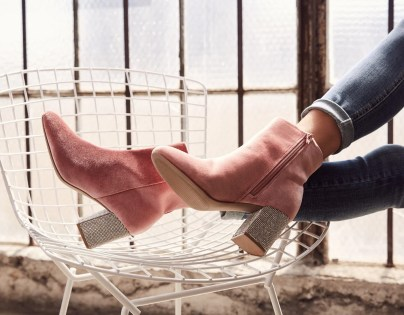 image by Charlotte Russe containing footwear, shoe, leg, high heeled footwear, outdoor shoe