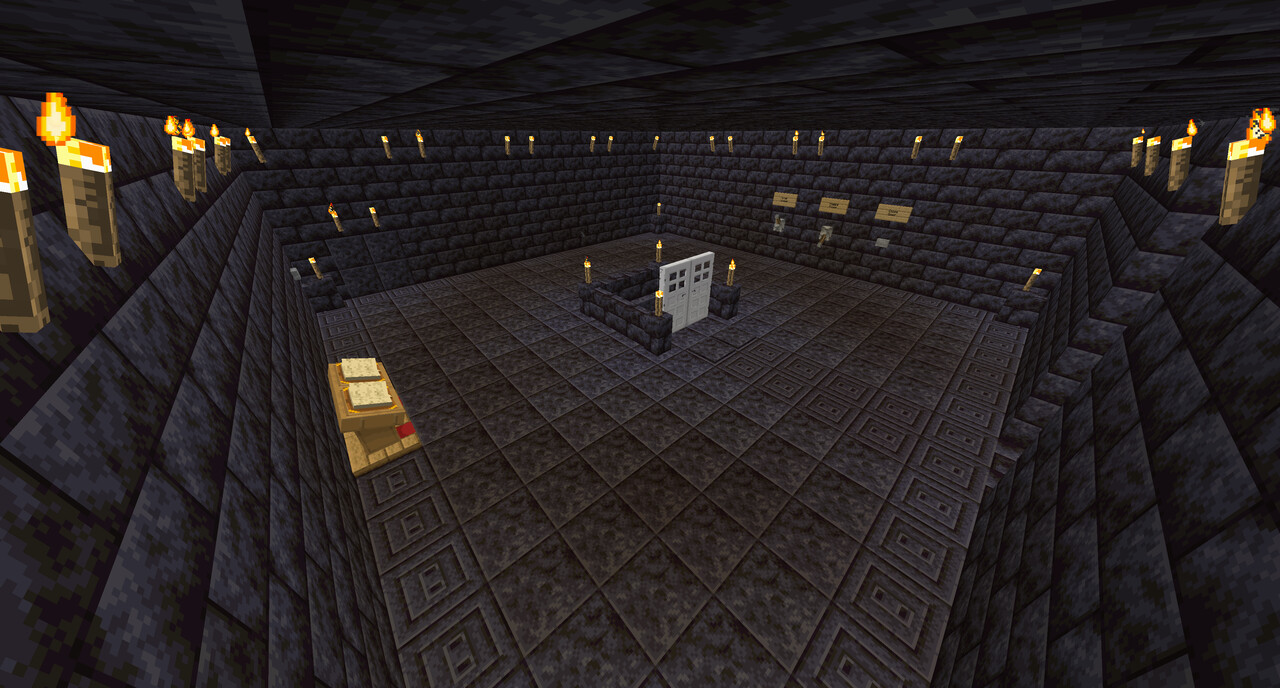 The bedrock box is an upgrade of hades vault which again is an upgrade to. Pandora's Vault (Dream SMP) (Medusa's Prison) Minecraft Map