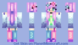 Almost my B-day... Happy Mother's DAY! Minecraft Skin