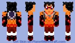Luffy from the wano arc. Mugiwara Minecraft Skins Planet Minecraft Community