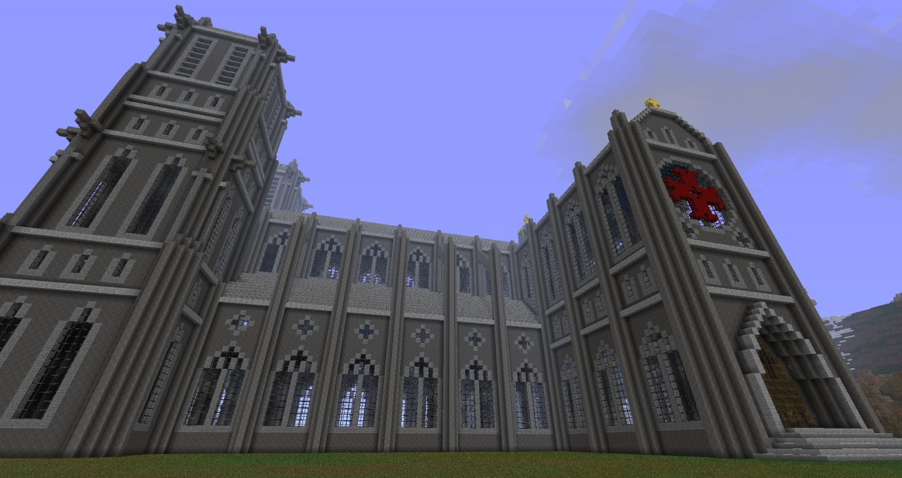 St Vlad S Cathedral Minecraft Project