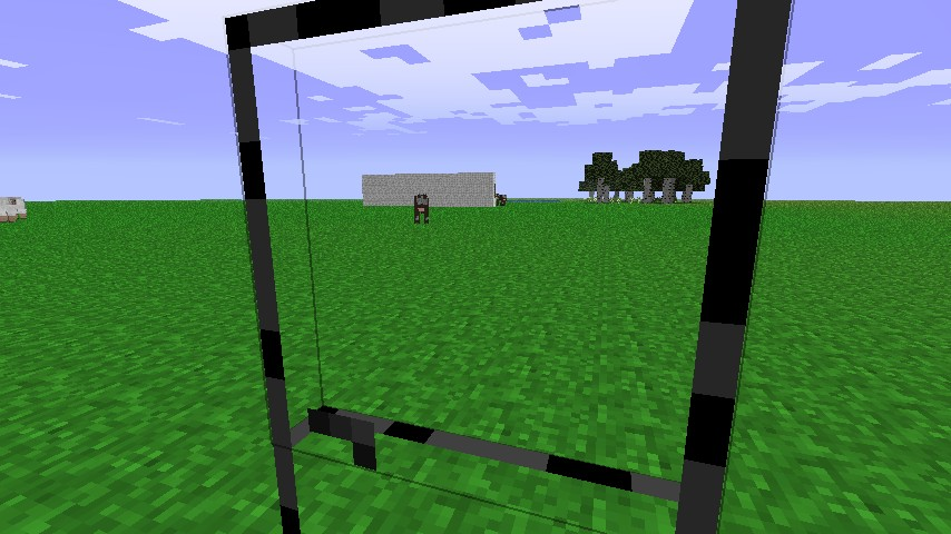 Glass Doors Please Comment Minecraft Texture Pack