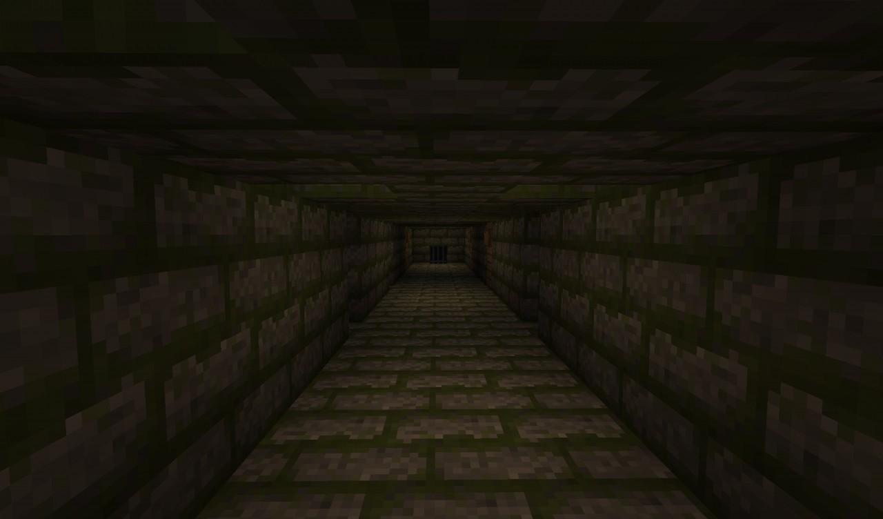 Medieval Castle Including Underground Dungeon Minecraft