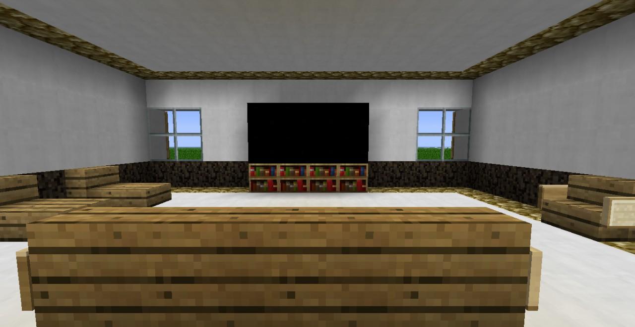 Modern Minecraft Mansion Minecraft Project